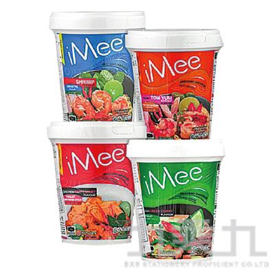 iMee泰式綠咖哩雞杯麵70g