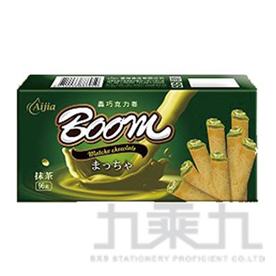 Aijia轟抹茶巧克力捲96g