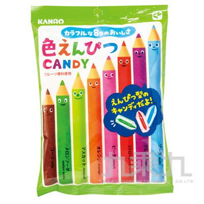 甘樂彩色筆造型糖果80g-綠 A005422