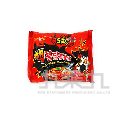 三養超辣炒雞麵-紅