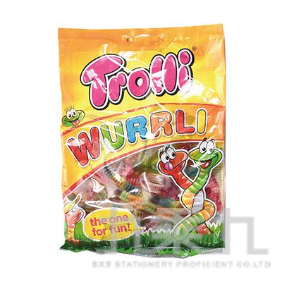 德國Trolli造型軟糖-蚯蚓200g A004789