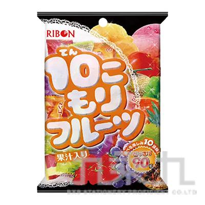 莉蒙生水果總匯糖90g