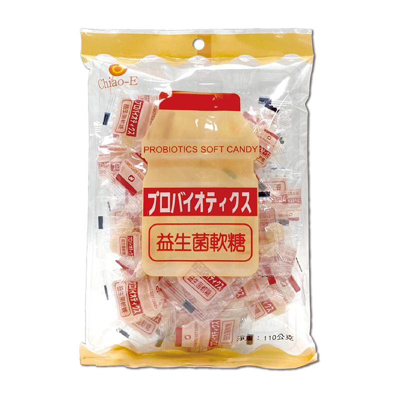 巧益益生軟糖-原味110g A004129