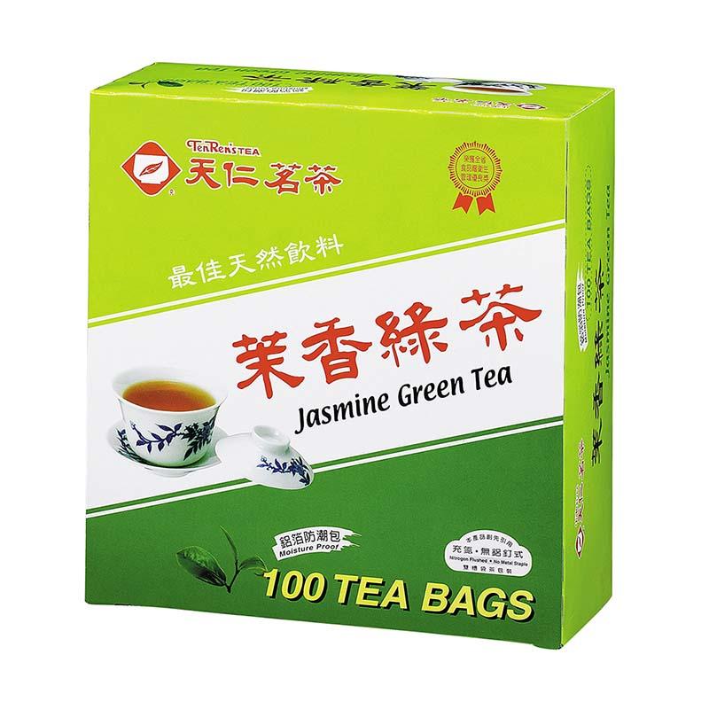 天仁茉香綠茶茶包