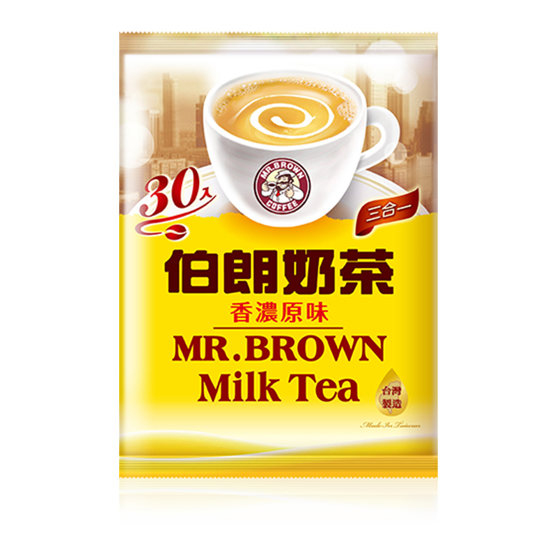 金車伯朗奶茶15g/30包