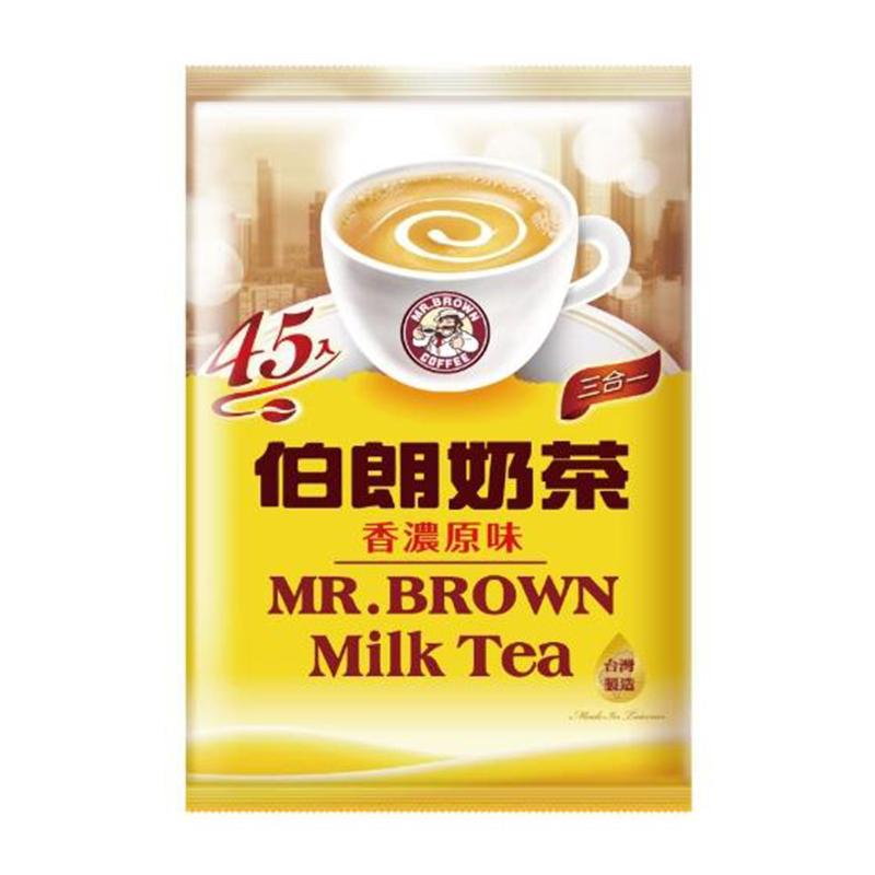 金車伯朗奶茶15g/45包