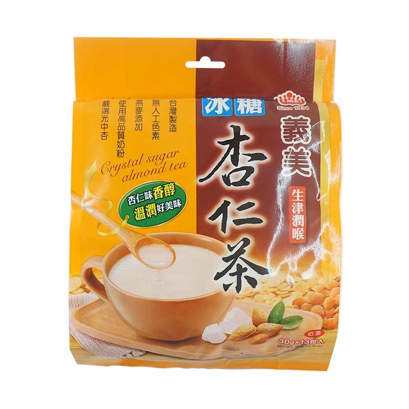 義美-冰糖杏仁茶390g(沖泡/30g/13包/袋)
