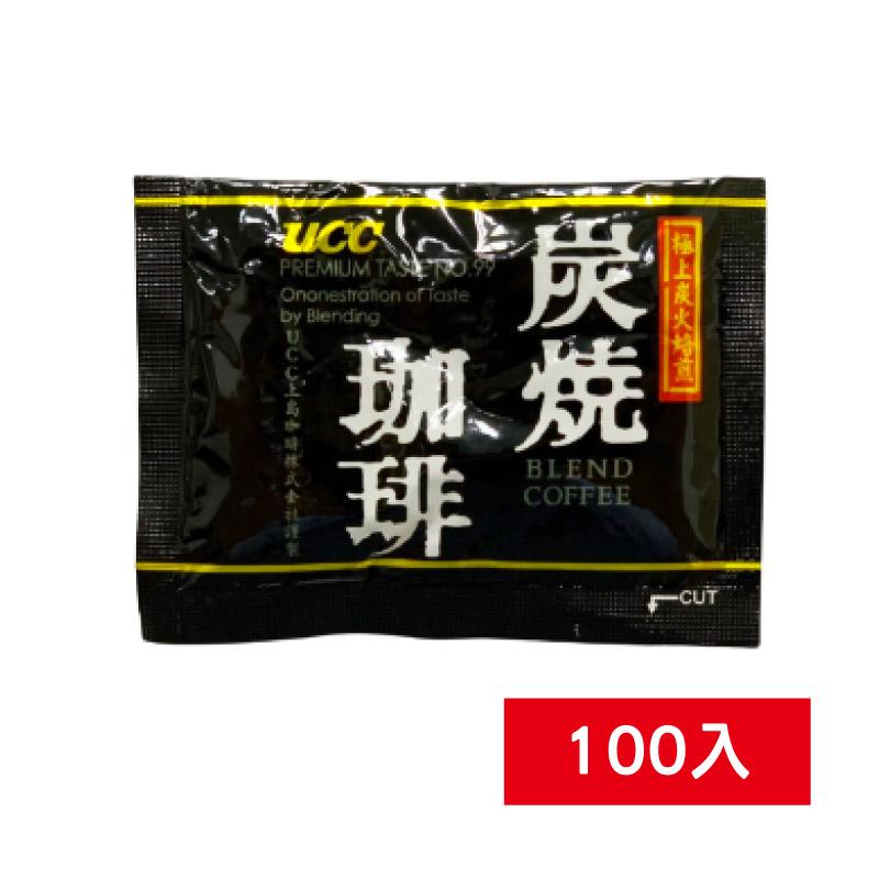 UCC炭燒咖啡即溶隨身包2.2g/100包