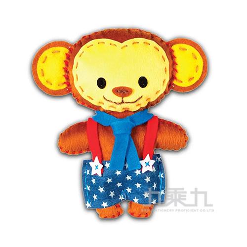 DIY手縫玩偶/猴子 CH1371
