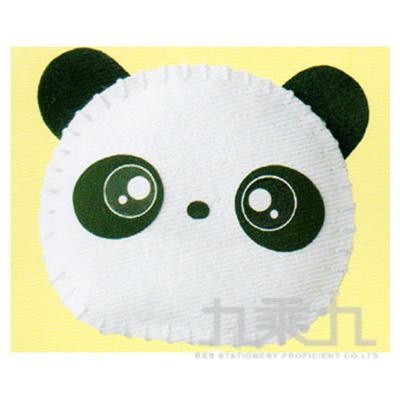 穿洞香包91-熊貓