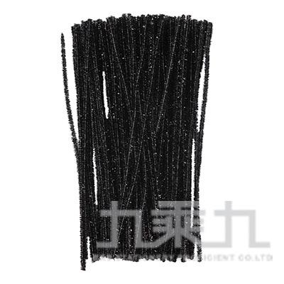 100入金蔥毛根30cm量販包(黑) LW-9649
