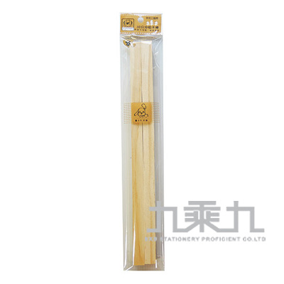 1.5X30CM方形松木棒UA3502