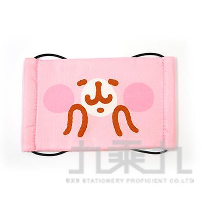 卡娜赫拉方形透氣口罩(兔兔手手版) KS67152A