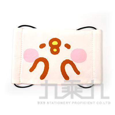 卡娜赫拉方形透氣口罩(P助手手版) KS67152B