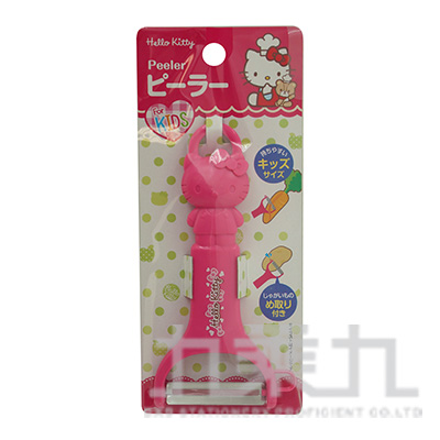 Hello Kitty 立體造型削皮器 26313