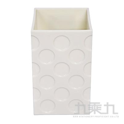 (日)#5101 磁鐵筆筒-白