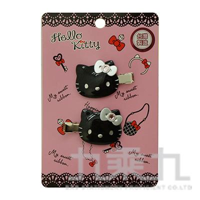 Hello Kitty髮飾系列-黑銀 MT-781KT