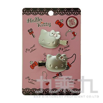 Hello Kitty髮飾系列-銀 MT-781KT