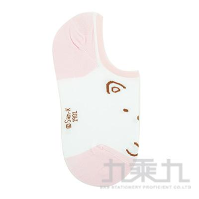 角落大圖版隱形襪-白熊 SG-A1901