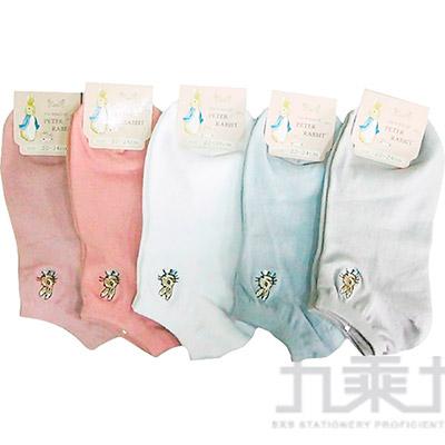 SK8712比得兔細針船襪-彩色
