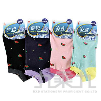 7441-3 YABY涼感船襪