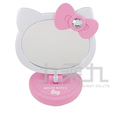 Hello Kitty造型觸控LED桌鏡-粉 MT-760KT-PK