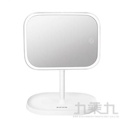 KINYO LED觸控調光化妝鏡 BM077