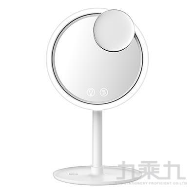 KINYO LED五合一風扇化妝鏡 BM088