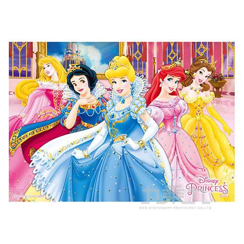 Disney Princess公主(7)拼圖108片