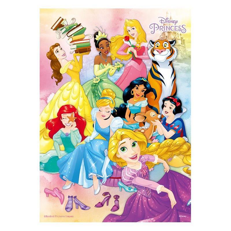 Disney Princess公主(8)拼圖108片
