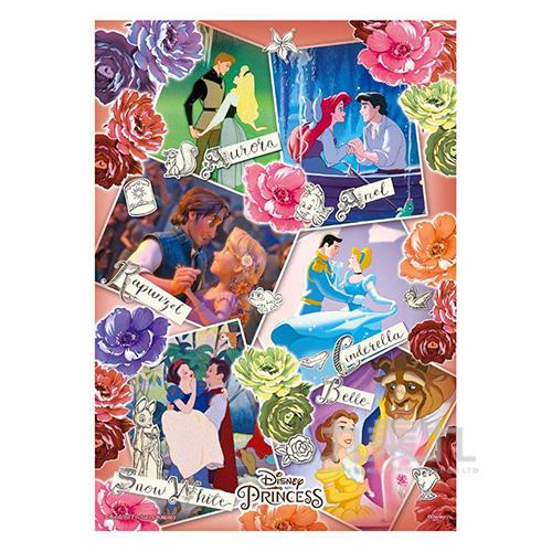 Disney Princess公主(9)拼圖108片