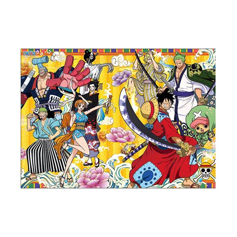 海賊王和之國(1)拼圖1600片