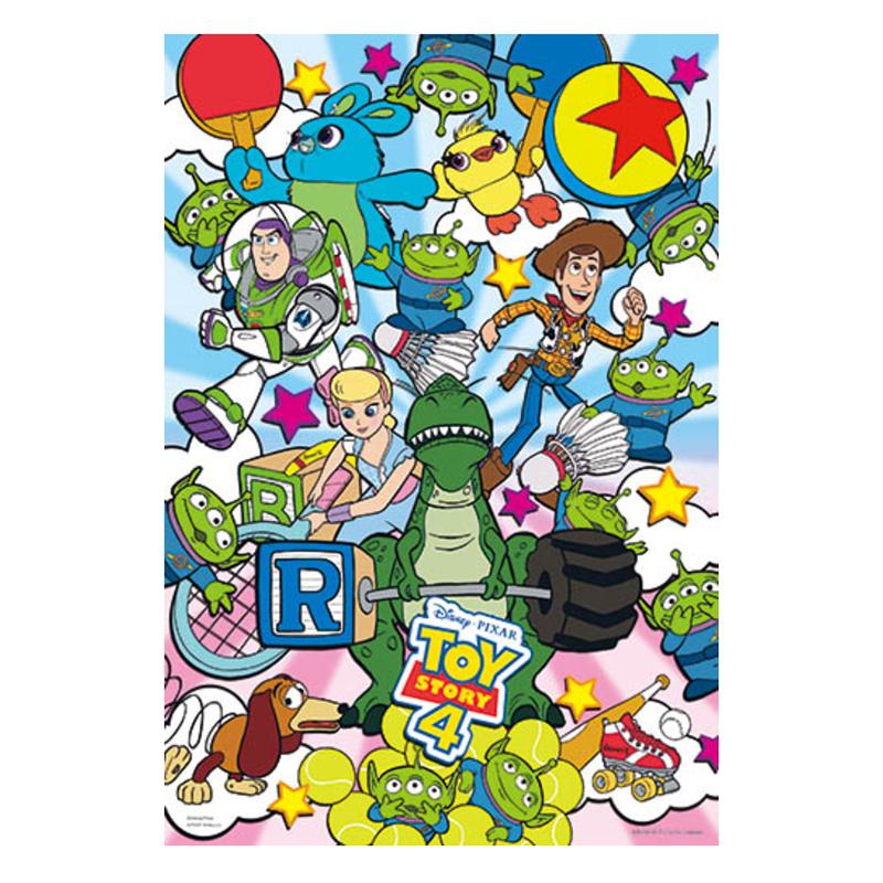 Toy story 4玩具總動員(8)拼圖300片