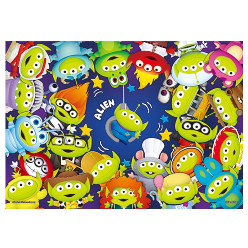 Toy story 4 玩具總動員4(2)心形拼圖200片