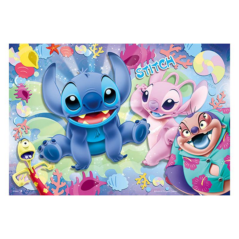 Stitch史迪奇(8)拼圖300片
