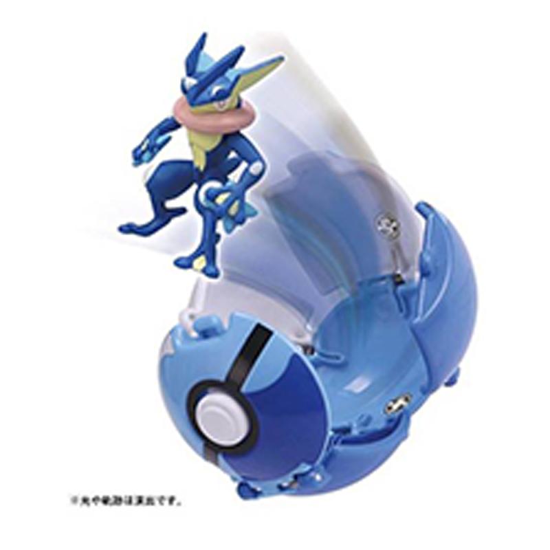PokeDel-z 潛水球(甲賀忍蛙)