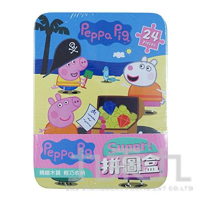 粉紅豬小妹Super 拼圖盒C(36片) PG035C