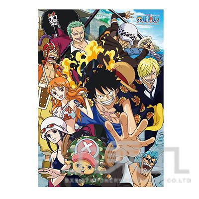 海賊王多雷斯羅薩(4)拼圖108片 HP0108-090