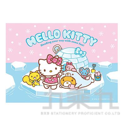 Hello Kitty夢幻冰原拼圖108片 HP0108-093