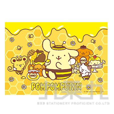 Pom Pom Purin蜂蜜糖罐拼圖108片 HP0108-096