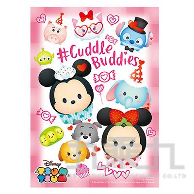 Disney Tsum Tsum啾咪在一起拼圖108片 HPD0108-082