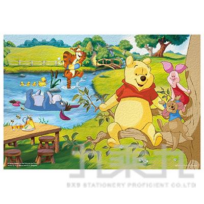 Winnie The Pooh油畫系列樂森活拼圖300片 HPD0300S-085