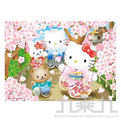 Hello Kitty賞櫻之旅拼圖520片 HP0520-144