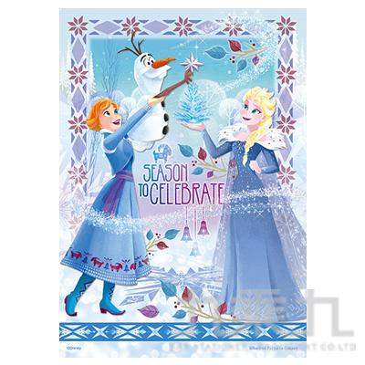 Frozen 冰雪奇緣(1) 拼圖108片 HPD0108-103