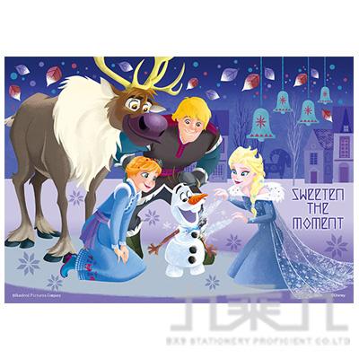 Frozen 冰雪奇緣(2) 拼圖108片 HPD0108-104
