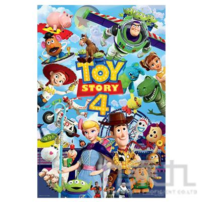 Toy story 4 玩具總動員4 (1)拼圖1000片