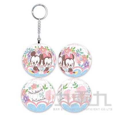 Mickey Mouse&Friends 米奇與好朋友(10) 立體球型拼圖鑰匙圈(24片)