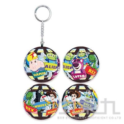 Toy story 玩具總動員(1) 立體球型拼圖鑰匙圈(24片)