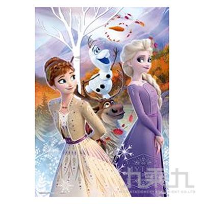 Frozen2冰雪奇緣2(3)拼圖108片HPD0108-149