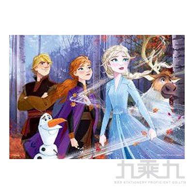 Frozen2冰雪奇緣2(2)拼圖108片HPD0108-148